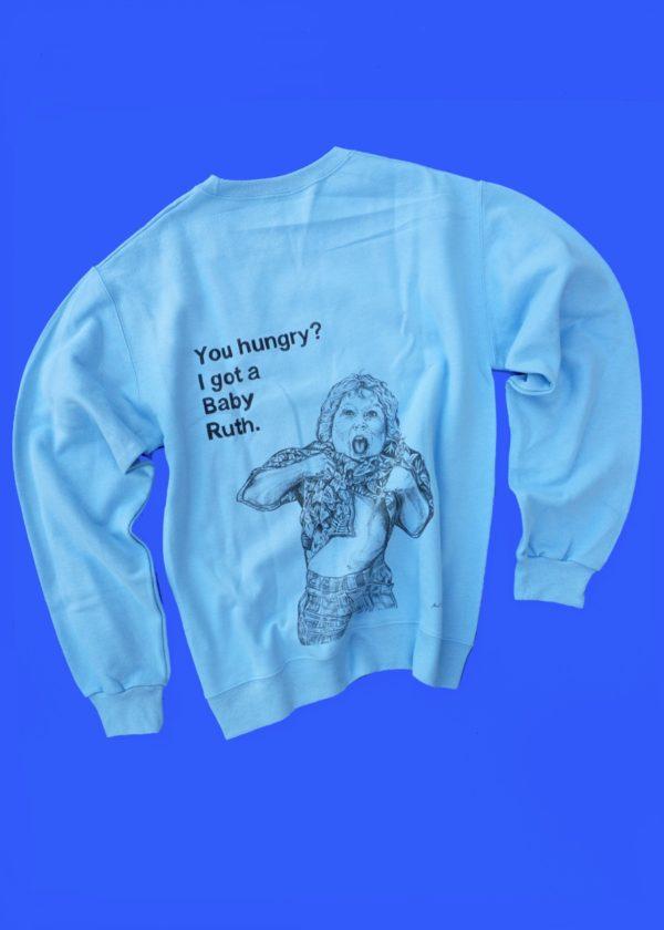 The Goonies COLORED sweatshirt