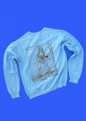 The Shawshank Redemption COLORED sweatshirt