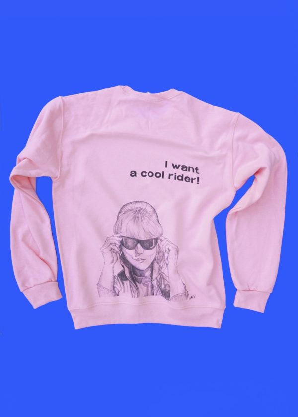 Grease 2 COLORED sweatshirt