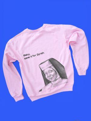 Sister Act COLORED sweatshirt