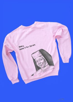 Sister Act COLORED sweatshirt