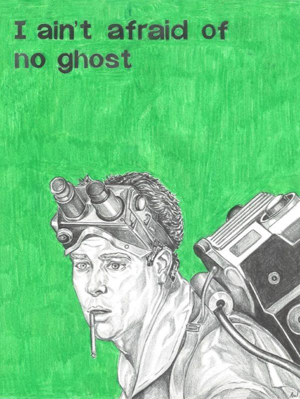 Ghostbusters PRINT