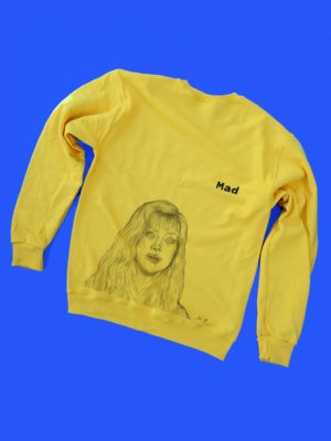 Death Becomes Her - Mad COLORED sweatshirt