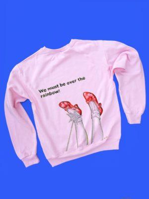 The Wizard of Oz COLORED sweatshirt