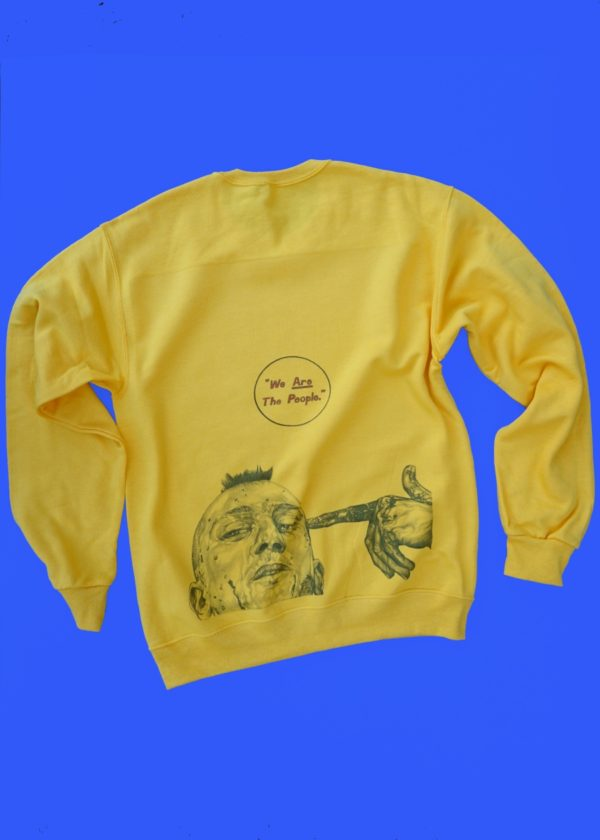 Taxi Driver COLORED sweatshirt