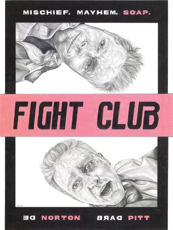 Fight Club PRINT