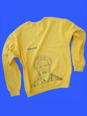 Home Alone COLORED sweatshirt