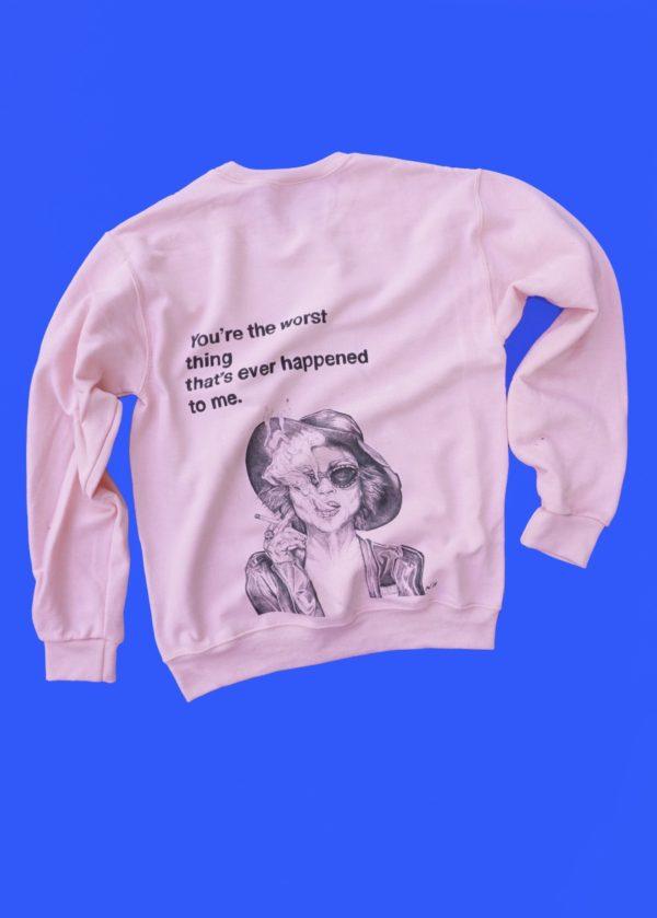 Fight Club / Marla COLORED sweatshirt