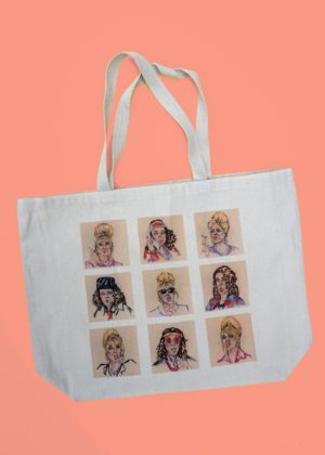 Absolutely Fabulous TOTE