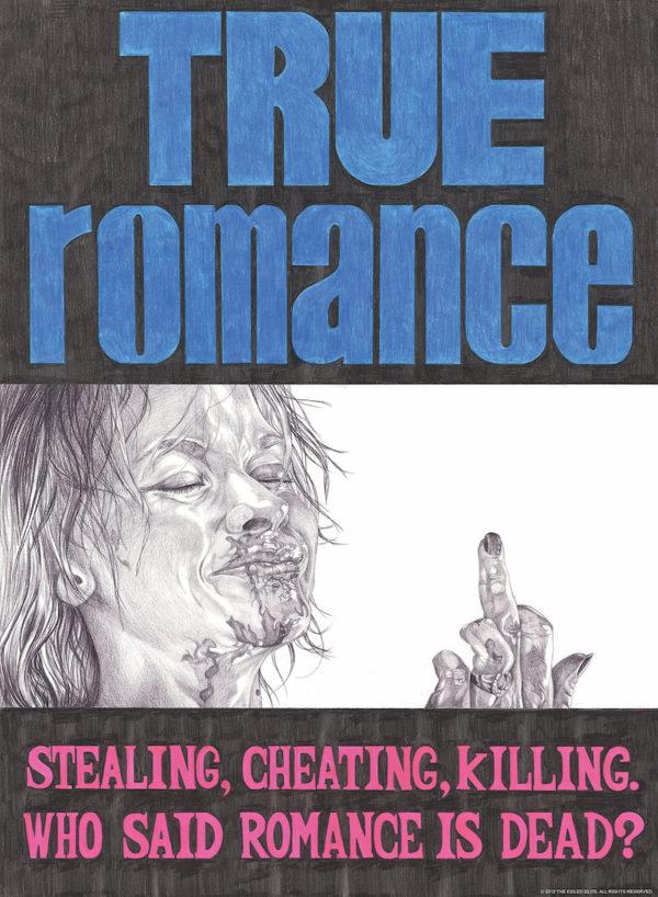 True Romance movie poster