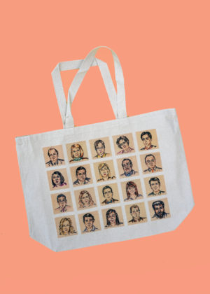 the office tote