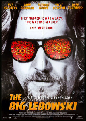 The Big Lebowski movie screening