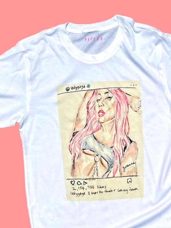 Lady Gaga T Shirt